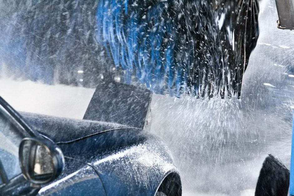Schaden bei der Autowäsche – und nun?