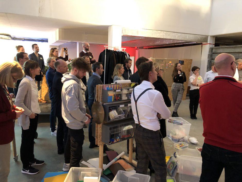 Das MittelstandsPortal zu Gast im DenkRaum Braunschweig