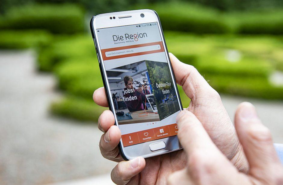 Die Region Braunschweig – Wolfsburg startet mit eigener App