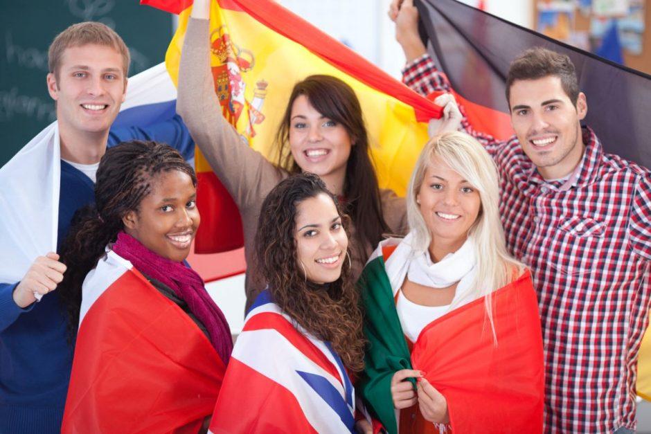 In den Ferien Fremdsprachen lernen