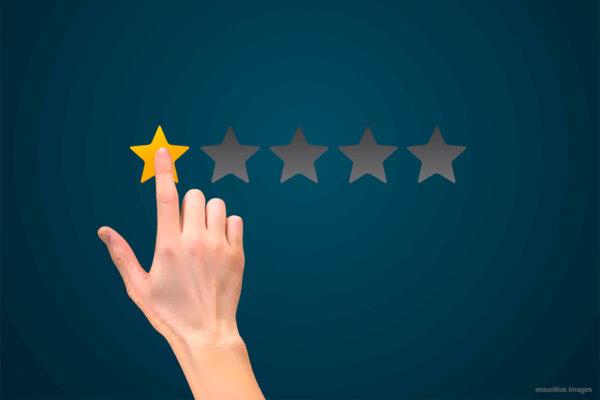 Schlechte Bewertung im Internet: So reagieren Sie richtig