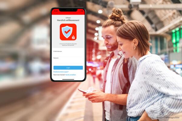 S-Trust: Daten und Passwörter sicher und ständig griffbereit