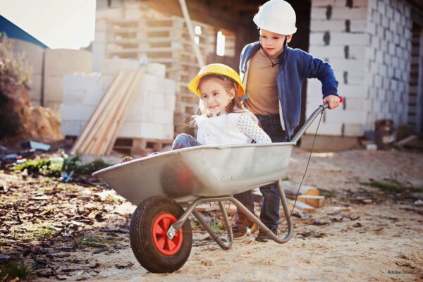 Endspurt fürs Baukindergeld