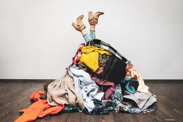 Warum du alte Klamotten nicht wegwerfen solltest