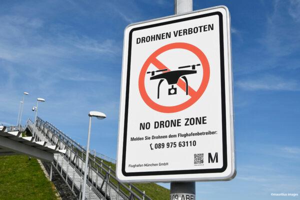 Sorgenfrei Drohnen steigen lassen