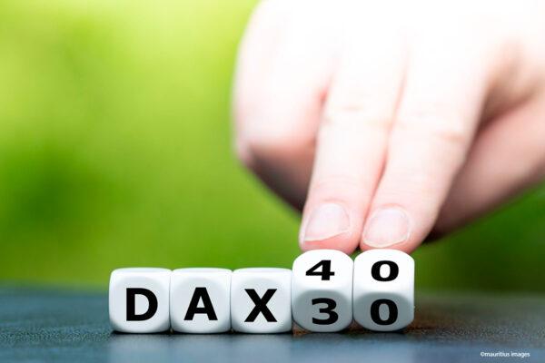 Neues vom Börsenparkett: Der DAX bekommt Zuwachs